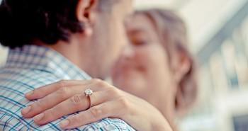 טבעת אירוסין קלאסית לאישה הקלאסית שלך