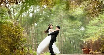הבחירה של הדור הצעיר: חתונה בטבע
