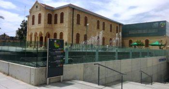 פארק קרסו למדע בבאר שבע