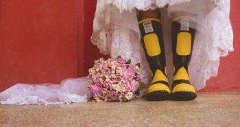חתונה קטנה בחורף