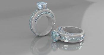 חלום לקנות לך יהלום: מדריך לטבעות יהלומים