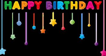 מדבקות ליום הולדת – מדבקות חגיגיות בהתאמה אישית