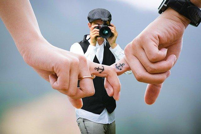 עמדות צילום לחתונה