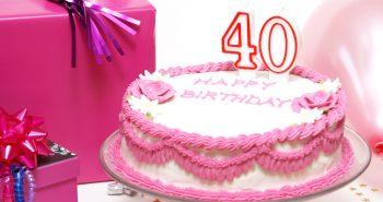 מועדון ליום הולדת 40
